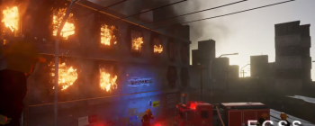 VFX – Fire Fighting Virtual Reality Demo