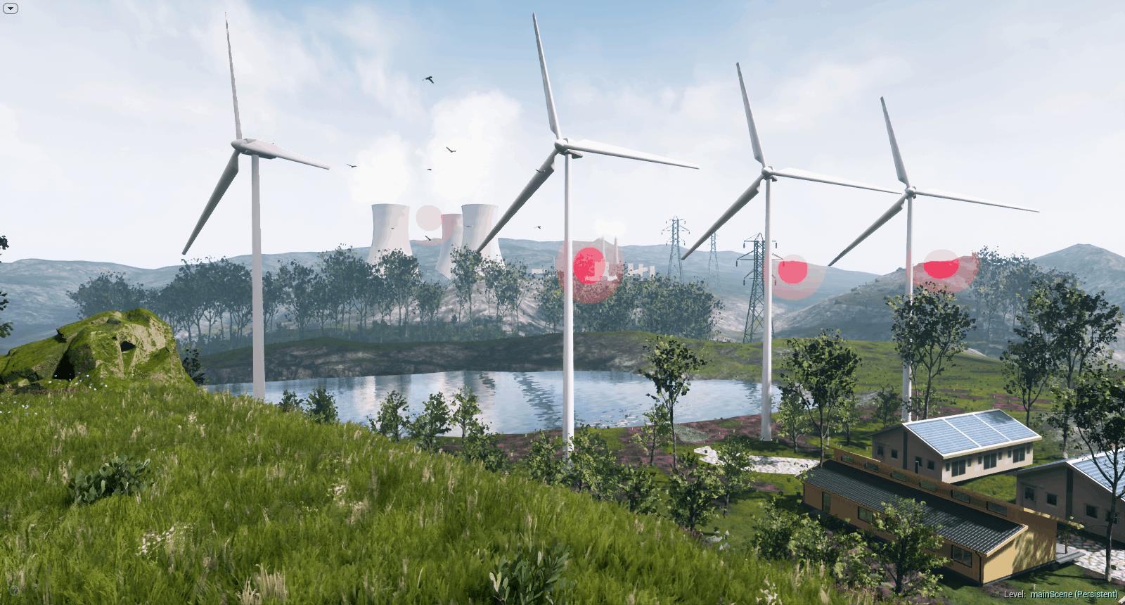 Bosch VR – The Solar City