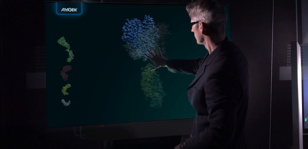 Amgen Project – HoloScreen Game