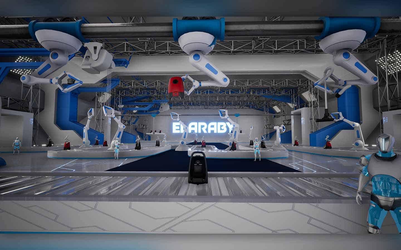 Elaraby VR Game @ Kidzania